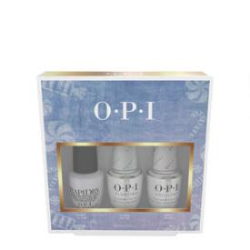 OPI Nutcracker Top Coat Trio Pack