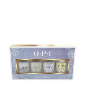 OPI Nutcracker Treatment Mini Pack