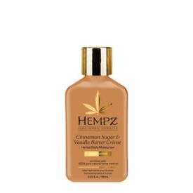 Hempz Cinnamon Sugar and Vanilla Butter Creme Body Moisturizer Travel Size