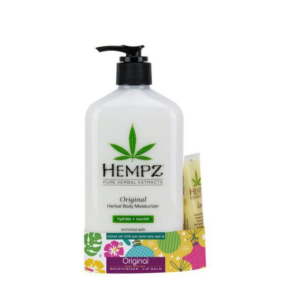 Hempz Beauty Secrets Original Body Gift Set