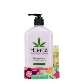 Hempz Beauty Secrets Pomegranate Body Gift Set