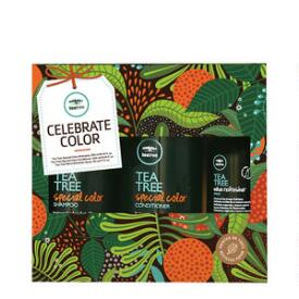 Paul Mitchell Celebrate Color Tea Tree Special Color Gift Set