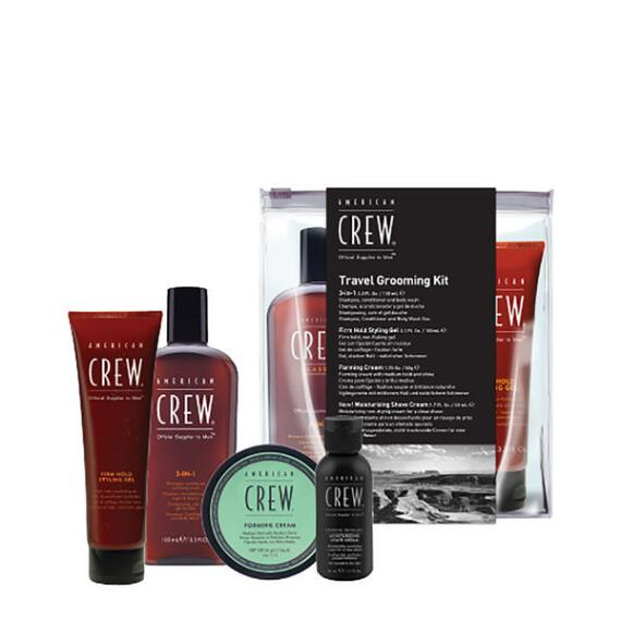 American Crew Travel Grooming Holiday Kit