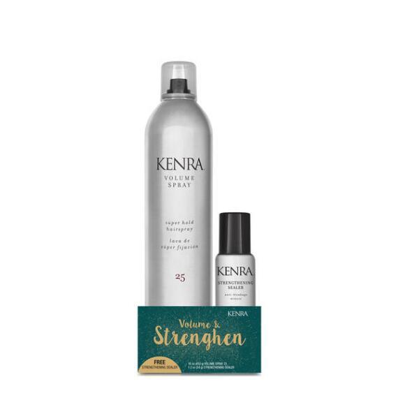 Kenra Volume and Strenghen Gift Set