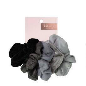 Kitsch Velvet Hair Scrunchies