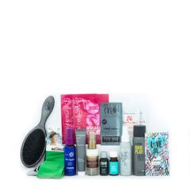 Beauty Brands Legendary Locks 14 Piece Discovery Bag