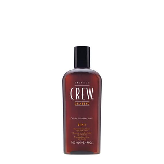 American Crew 3 in 1 Travel Size