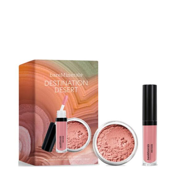 bareMinerals Lip And Cheek Beauty To Go