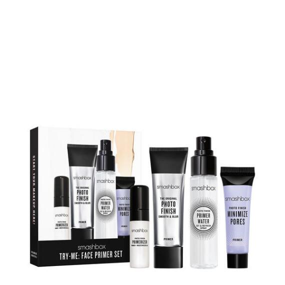 Smashbox Try Me Face Primer Set