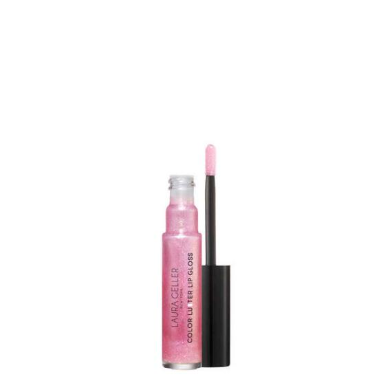 Laura Geller Beauty Color Luster Lip Gloss Hi-Def Top Coat