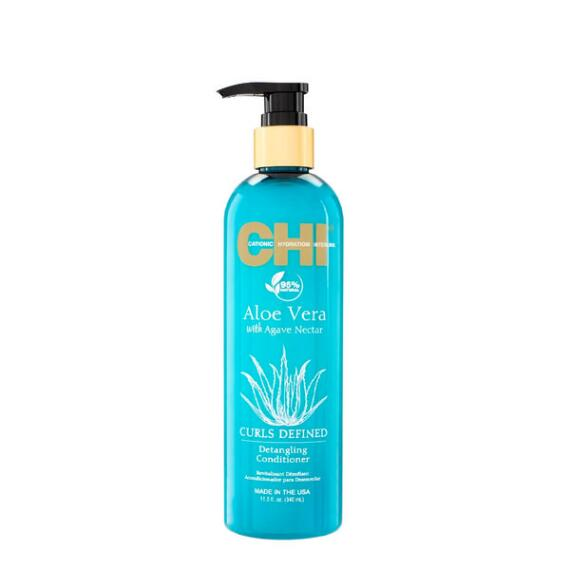 CHI ALOE VERA WITH AGAVE NECTAR CURL DETANGLING CONDITIONER