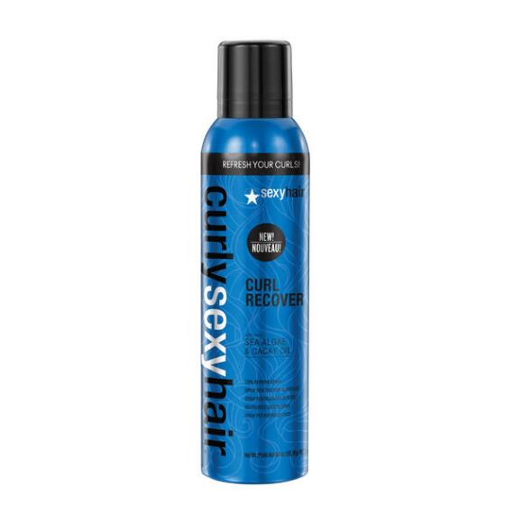 Sexy Hair Curly Sexy Hair Curl Recover Curl Reviving Spray