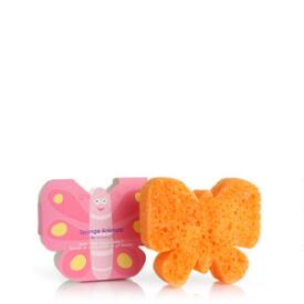 Spongelle Kids Animal Sponge - Butterfly