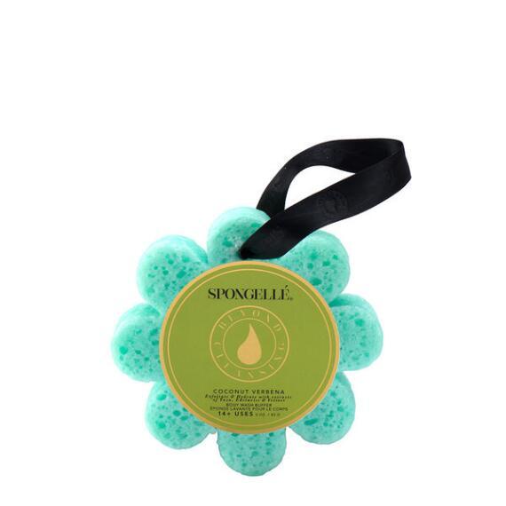 Spongelle Wild Flower - Coconut Verbena