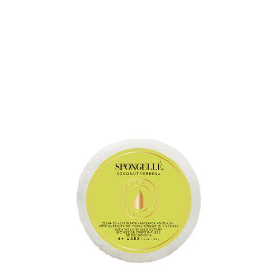 Spongelle Spongette - Coconut Verbena