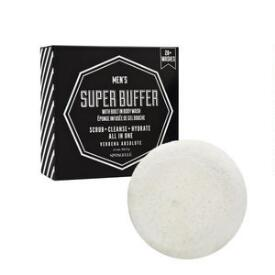 Spongelle Men's Super Buffer - Verbena Absolute
