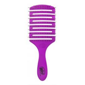 Wetbrush Flex Dry Paddle Brush - Purple