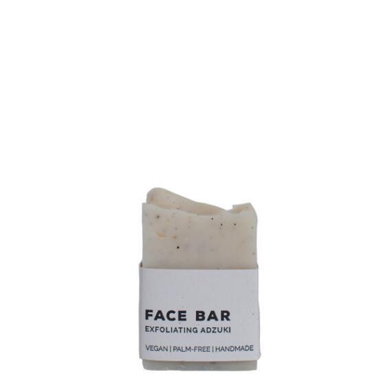 Wild Wash Soap Face Wash Bar - Exfoliating Adzuki