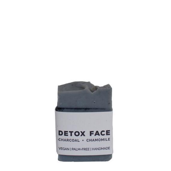 Wild Wash Soap Face Wash Bar - Detox Face