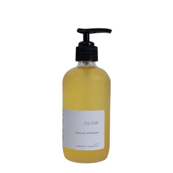 Wild Wash Soap GLOW Body Oil