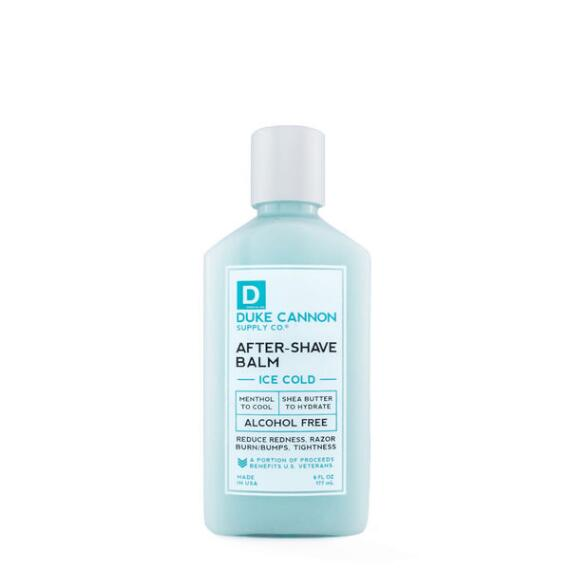 Duke Cannon Ice Cold After-Shave Balm