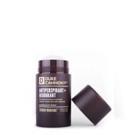 Duke Cannon Trench Warfare Anti-Perspirant Deodorant - Sandalwood & Amber