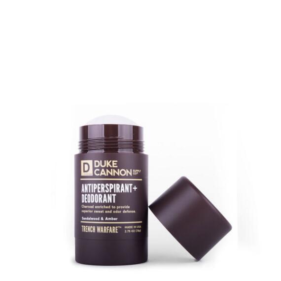 Duke Cannon Trench Warfare Anti-Perspirant Deodorant - Sandalwood & Amber