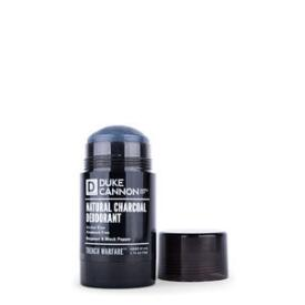 Duke Cannon Trench Warfare Deodorant - Bergamot & Black Pepper