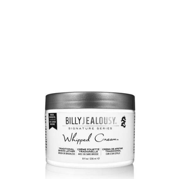 Billy Jealousy Whipped Cream Shave Lather - Traditional