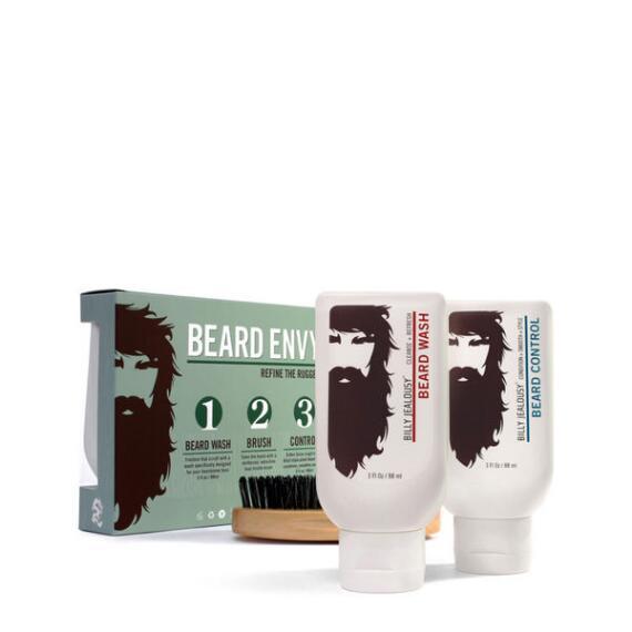Billy Jealousy Beard Envy Travel Kit