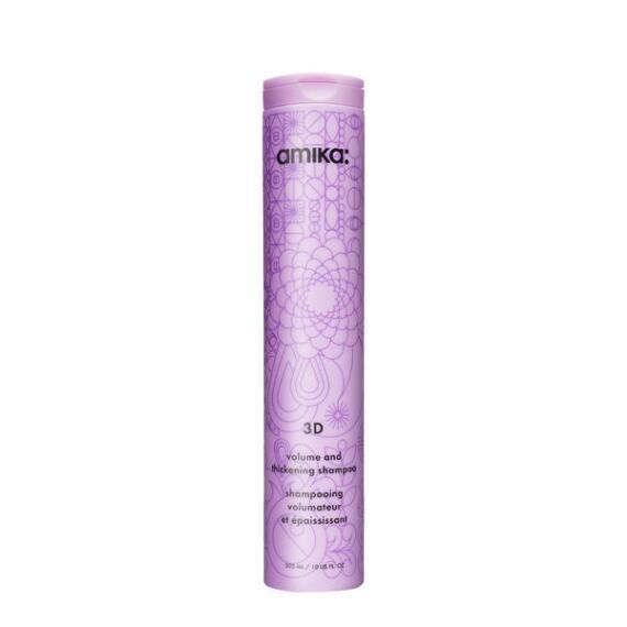 amika 3D Volume + Thickening Shampoo