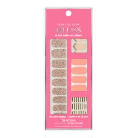Dashing Diva Ultra-Shine Gloss Shine Gel Nail Strips