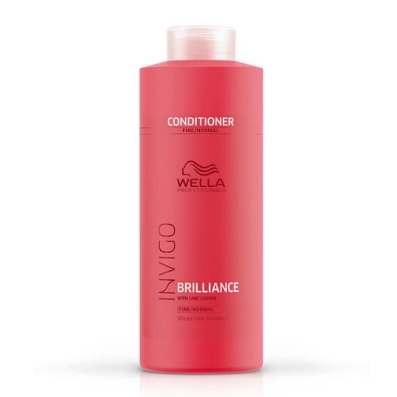 Wella Invigo Vibrant Color Conditioner for Fine to Normal Hair