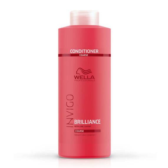 Wella Invigo Vibrant Color Conditioner for Coarse Hair