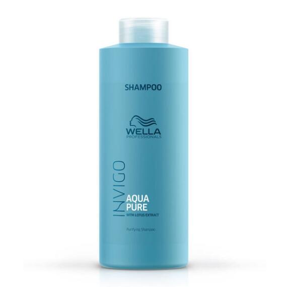 Wella Invigo Aqua Pure Purifying Shampoo