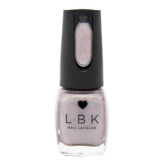 LBK Nail Lacquer Silvers