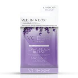 Voesh Deluxe 4-Step Pedi-in-a-Box