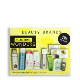 Beauty Brands Summer Wonders 10-Piece Discovery Box