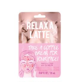 Fashion Angels Face Mask - Relax A Latte