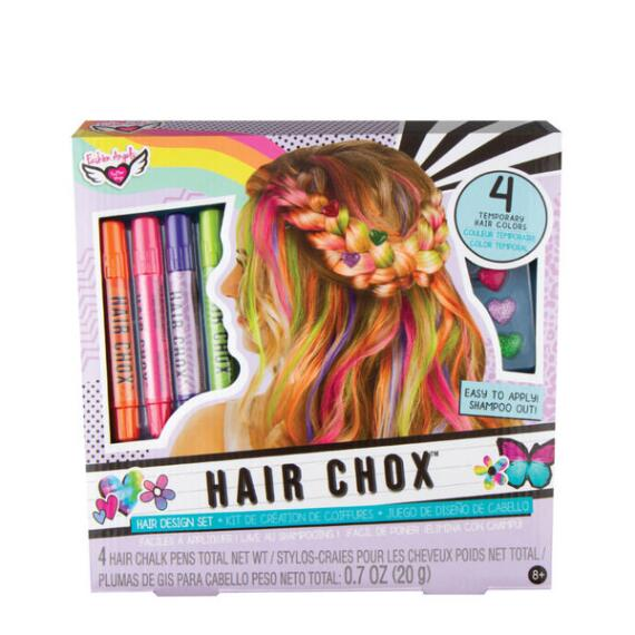 Fashion Angels Unicorn Magic Hair Chox Set