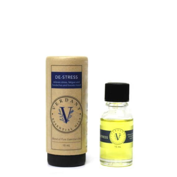 Verdant Oils De-Stress Blend