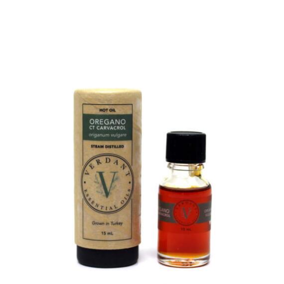 Verdant Oils Oregano Essential Oil
