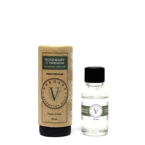 Verdant Ols Rosemary VT Verbenone Essential Oil