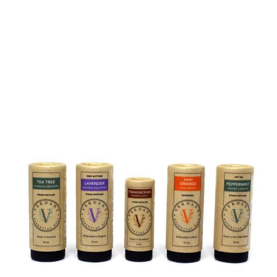 Verdant Oils 5 Pack Starter Kit