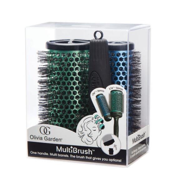 Olivia Garden MultiBrush 3-pc Kit