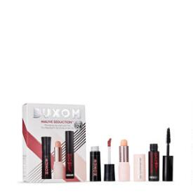 Buxom Cosmetics Mauve Seduction Plumping Lip & Lash Set