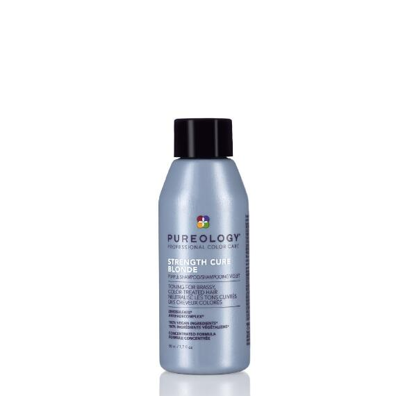 Pureology Strength Cure Best Blonde Shampoo Travel Size