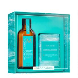 Moroccanoil Cleanse and Style Duo Kit