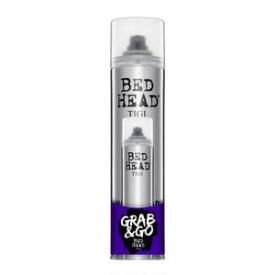 TIGI Bed Head Hard Head Hairspray and Deluxe-Size Hard Head Hairspray Duo