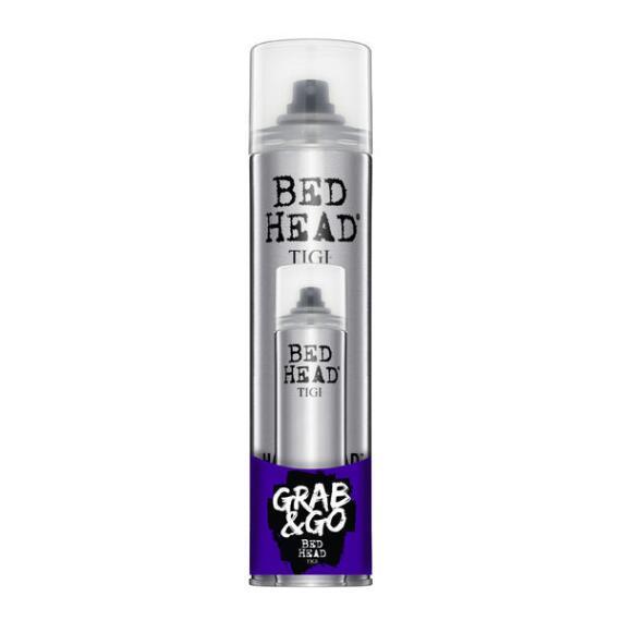 TIGI Bed Head Hard Head Hairspray and Deluxe-Size Hard Head Hairspray Duo